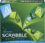 Mattel Scrabble Travel - Game (In Greek) (CJT15)  Manufacturer: Mattel Barcode: 887961104806 Enarxis Code: 016437 #toys #Mattel #boardgames #Scrabble