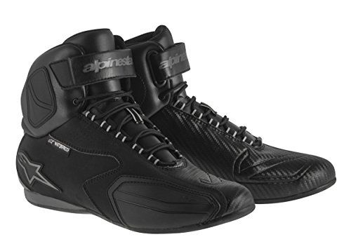 Special Offers - AlpinestarsFaster WaterProof Motorcycle Boots CE Certified Black Grey Size 11 - In stock & Free Shipping. You can save more money! Check It (January 06 2017 at 04:17PM) >> http://motorcyclejacketusa.net/alpinestarsfaster-waterproof-motorcycle-boots-ce-certified-black-grey-size-11/