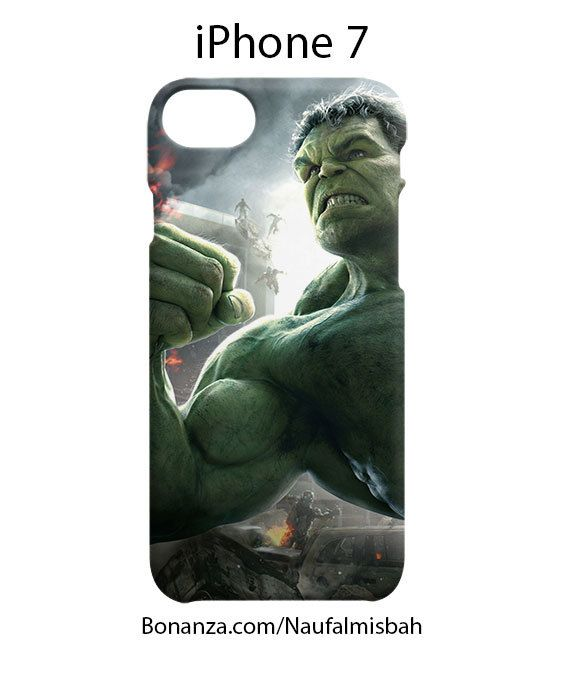 Hulk iPhone 7 Case Cover Wrap Around