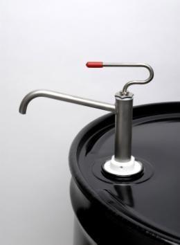 Drum Pumps & Drum Faucets - We carry a complete line of Drum Pumps, 55 gallon drum pumps, 30 gallon drum pumps, 15 gallon drum pumps, 5 gallon drum pumps, 1 gallon pumps, drum faucets, 55 gallon drum faucets, pail faucets