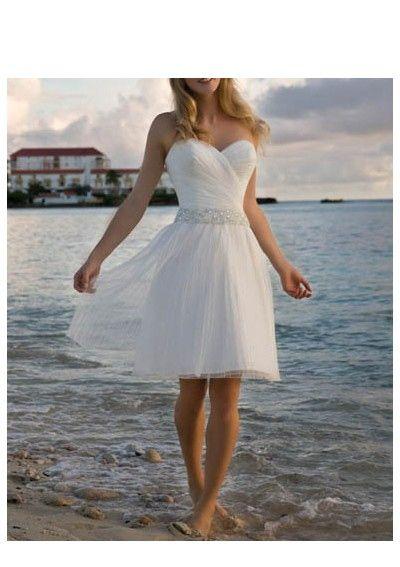 plus size short wedding dress | ... beach wedding dresses-cheap,designer,fashion beach wedding dresses