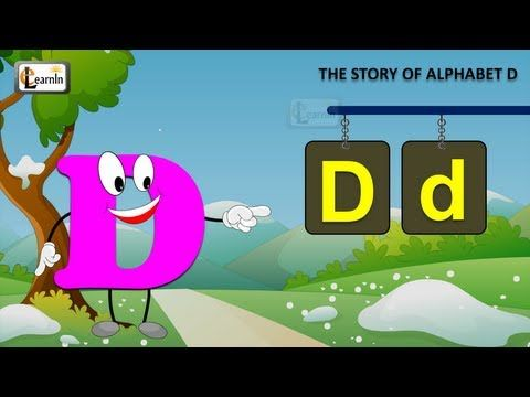 The D Song | Letter D song | Story of letter D | Abc songs | Learning english alphabet for children