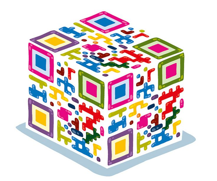 JESS3 - Projects / JESS3 Labs - QR Code Art