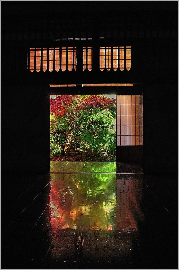 Jisso-in temple, Kyoto, Japan