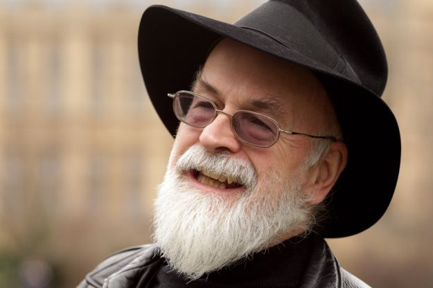 """Terry Pratchett: 28 April 1948 – 12 March 2015 - In his later years Pratchett became known for his campaign to promote assisted dying. In 2011's Choosing to Die documentary, Sir Terry argued that he should be allowed to choose the timing of his death, not the government.  """"I know the time will come when words will fail me,"""" he said. """"Then, I don't want to go on living."""" – Sir Terry Pratchett"""