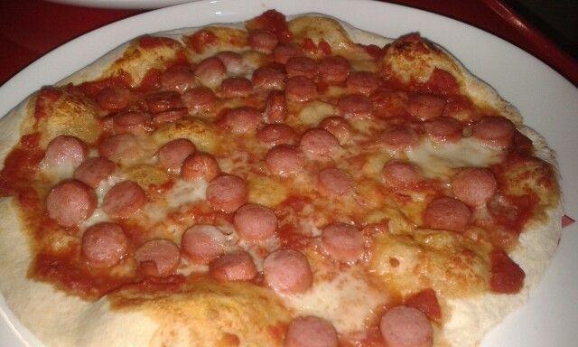 Pizza ai wustel
