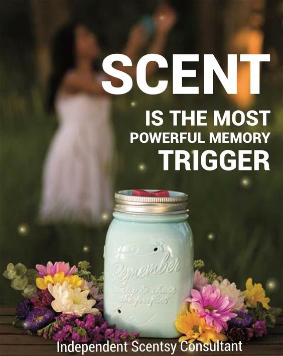 So true! There's so many Scentsy fragrances that bring back memories of spending holidays with family, or going to the beach. There's even a few that triggers memories that had hidden themselves away.