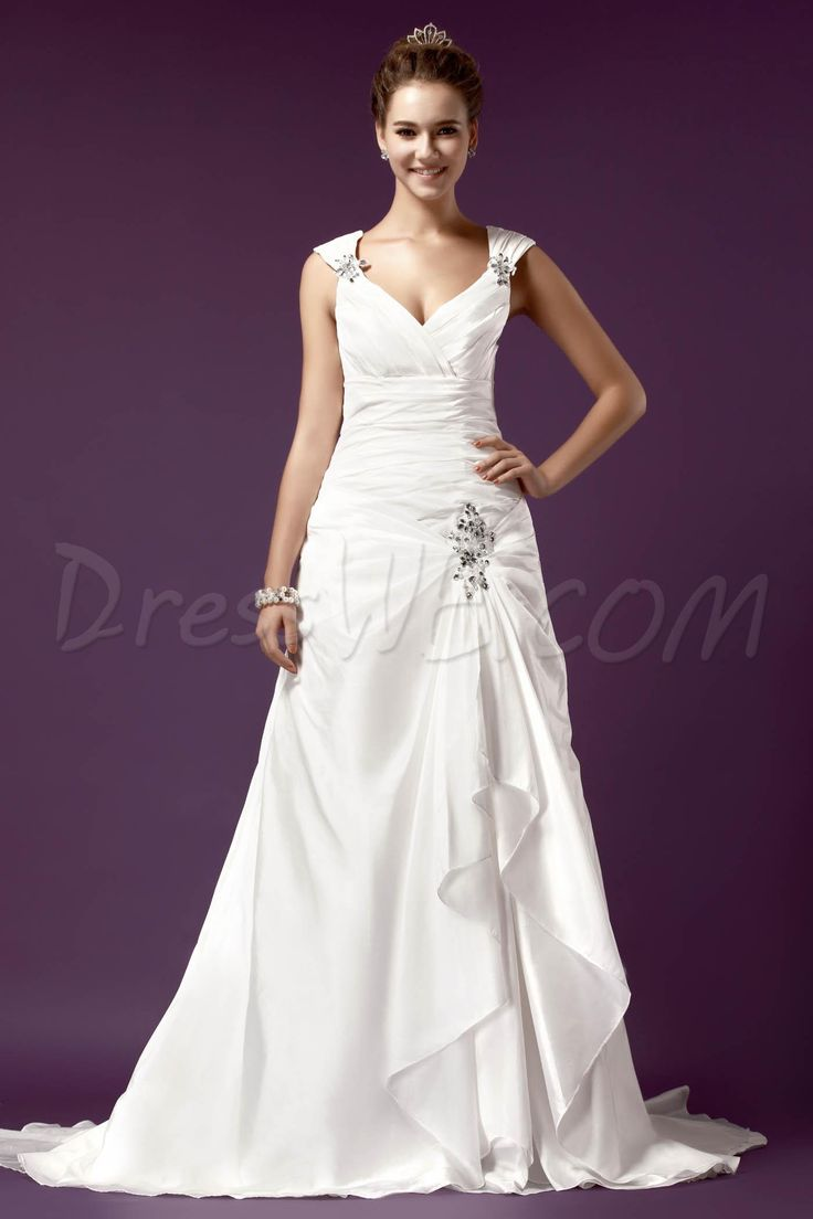 27 best Plus Size 14W To 26W - Wedding Dresses images on Pinterest ...