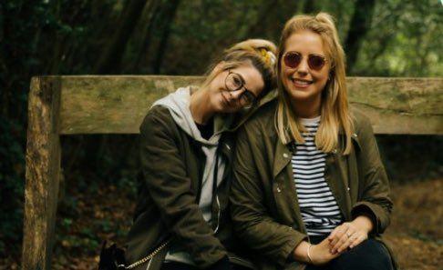 Zoe and Poppy