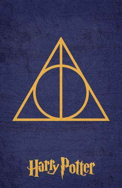 Harry Potter #Minimalist #Poster #harrypotter
