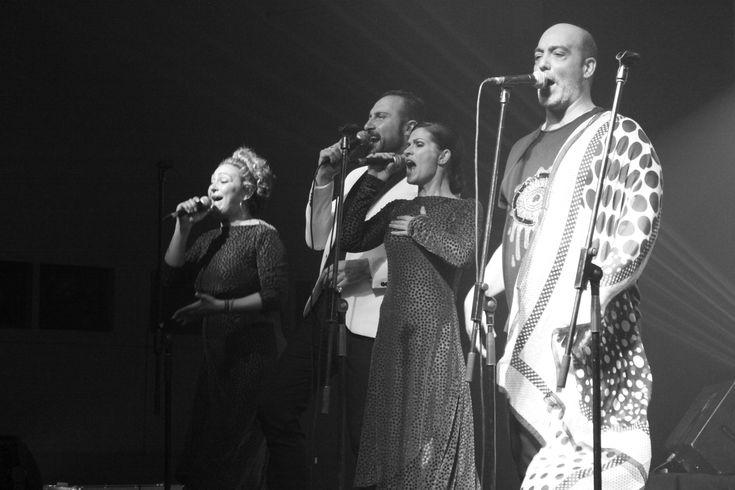 Concerto de Raya Real em Mourão, Alentejo, Portugal (03/02/2018).
