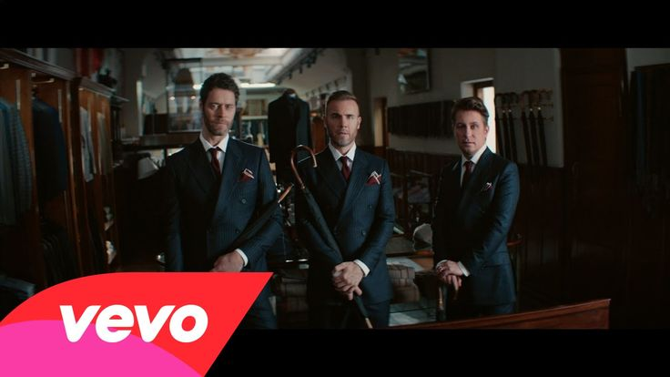 Take That - Get Ready For It Just released music video for the movie Kingsman: The Secret Service