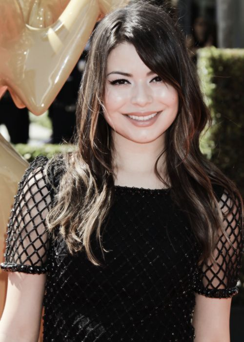 Miranda Cosgrove at The Emmy Awards 2012