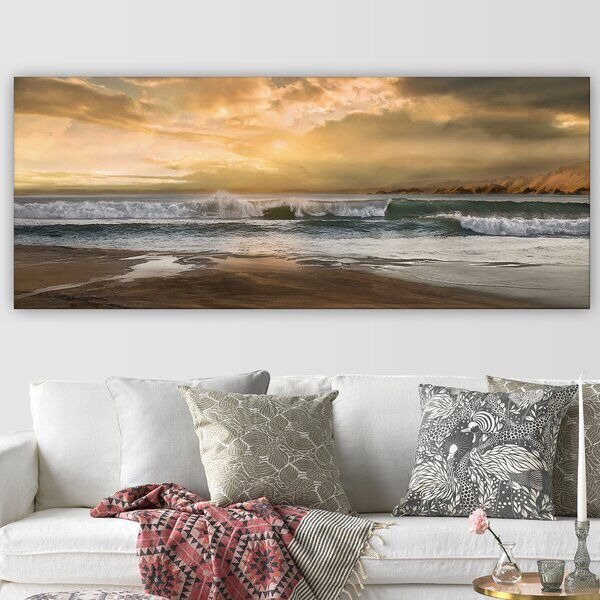 New Dawn By Carol Robinson Photographic Print On Wrapped Canvas Wall Decor Sale Canvas Prints Cool Walls