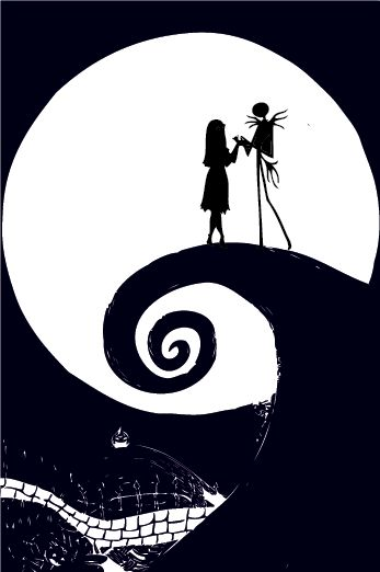 Fancy some DISNEY MAGIC? (The Nightmare Before Christmas iPhone Backgrounds)