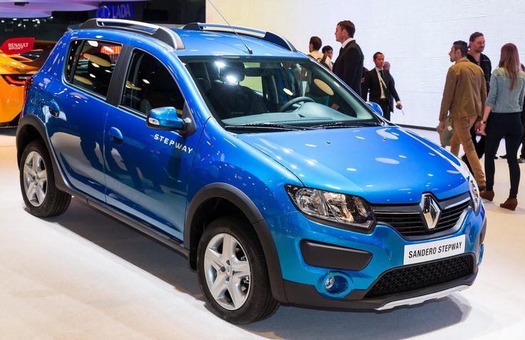 Renault Sandero : 2016