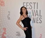 Mouna Ayoub au dîner des lauréats au Festival de Cannes le 26 mai 2013.