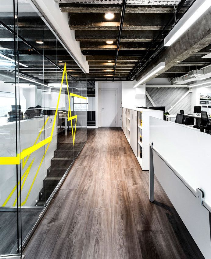 Office Design on Designspiration