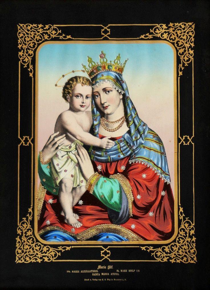 St Mary, Help us