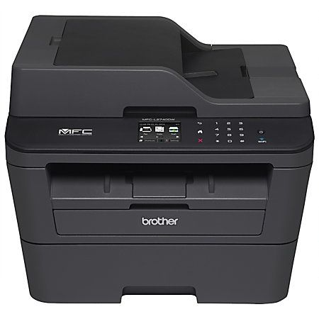 Brother Wireless Laser All-In-One Printer, Scanner, Copier, Fax, MFC-L2740DW