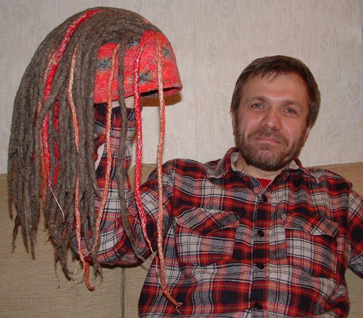 Шапочка с дредами - Dread.ru - всё о дредах!