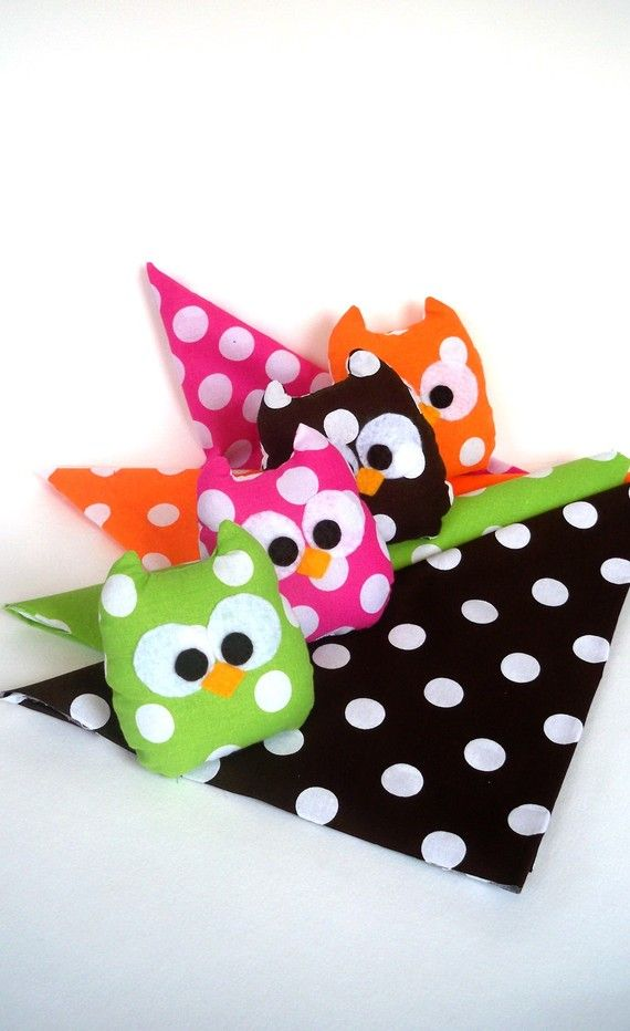 easy to make owls