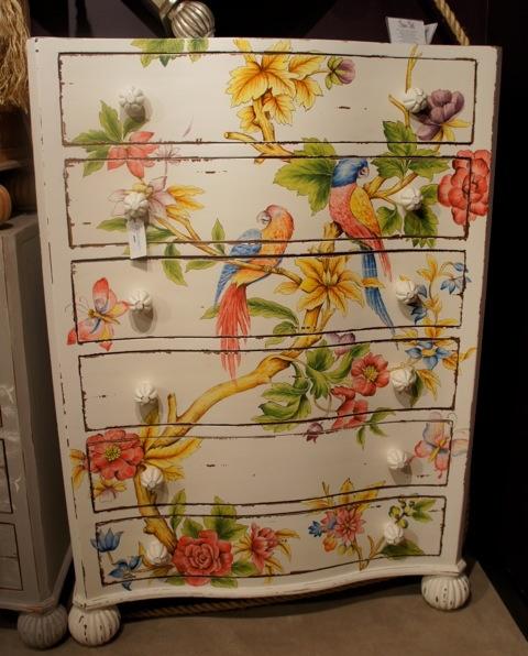 Best 25 Painted chest ideas only on Pinterest Lingerie dresser