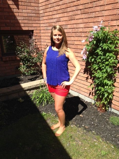 Summertime is a Time for Shorts http://rmfashionconsulting.blogspot.ca/