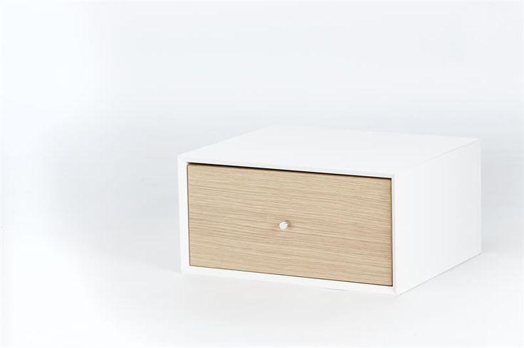 The Box vegghengt nattbord 76,4 cm