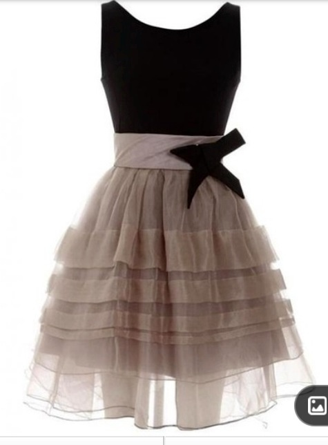 Teen Dress {Similar to what I want to wear on my birthday. Along with some sneakers. :)}