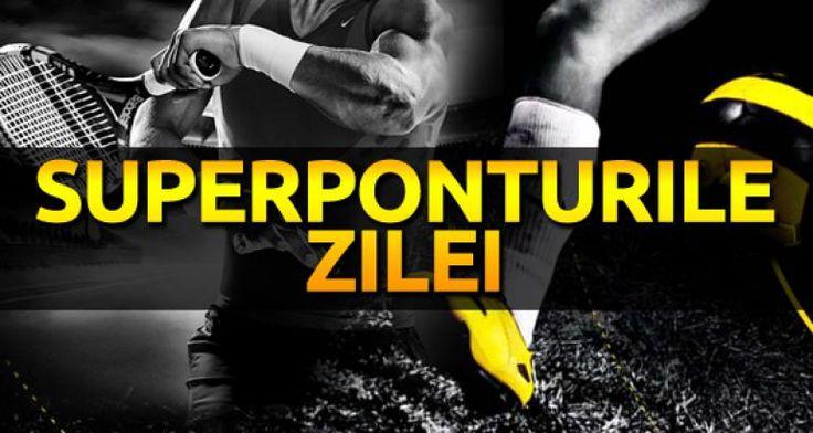 Cea mai buna pagina de ponturi de pariuri din Romania! http://bit.ly/22U8Dz6