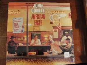 John Conlee - American Faces (Vinyl, LP, Album) at Discogs