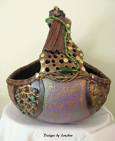 Art Basket Facebook : Best images about guords on crafting