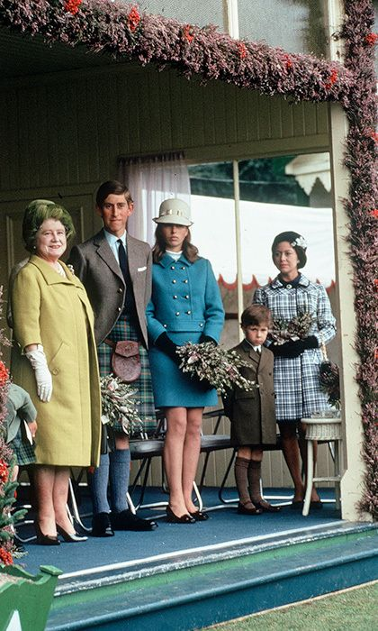 In 1968, the royal box hosted the Queen Mother, Prince Charles, Princess Anne, Princess Margaret and her son Lord Linley.