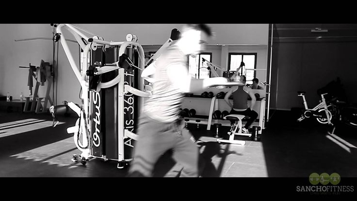 SANCHO FITNESS Workout - Functional Training Axis 360º Fit
