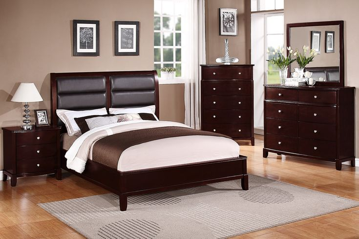 cheap cherry wood bedroom furniture