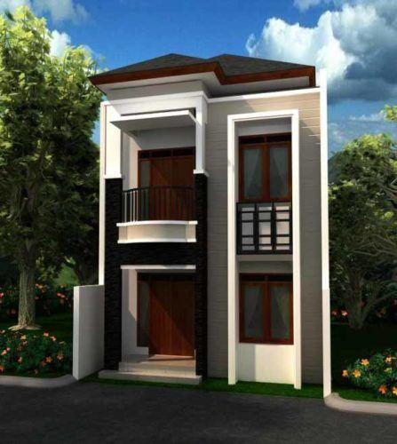 Desain Rumah Minimalis Lahan Sempit Terbaru