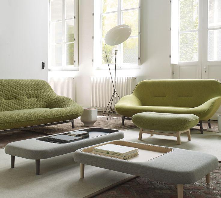 Cosse, Armchairs Designer : Philippe Nigro | Ligne Roset