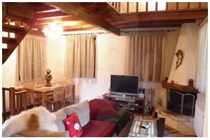 SpreadTheLink.com  Maisonette Selini for rent Arachova  Σελήνη Αράχωβα