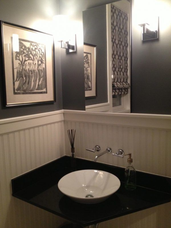 25 best ideas about powder room vanity on pinterest - Vanities for bedrooms with lights ...