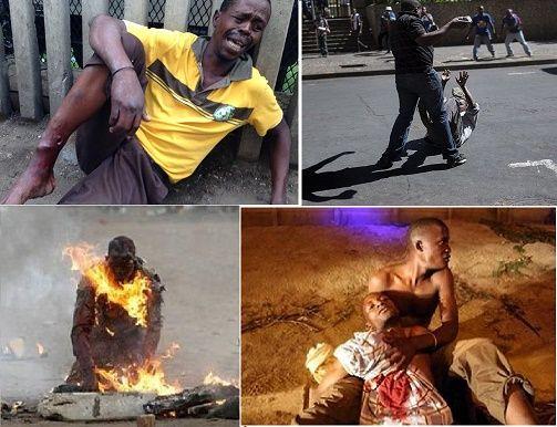 Xenopobia Durban