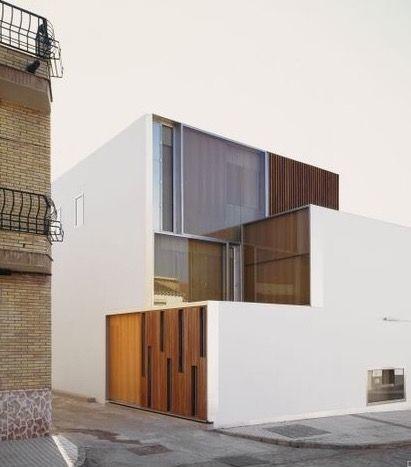 Casa Herrera. El Garrobo. Spain. MGM Architects. Morales Giles Mariscal