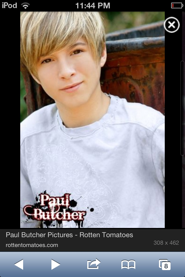 I love Paul butcher !!!!!!!