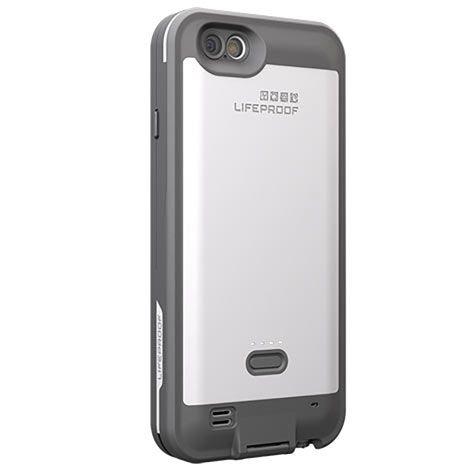 iPhone 6 Battery Case   DropProof. WaterProof.   LifeProof