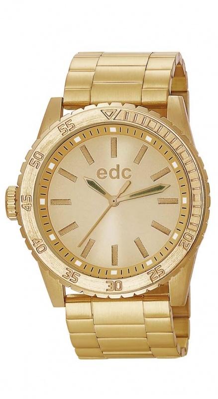 EDC Metal Starlet - glamorous gold