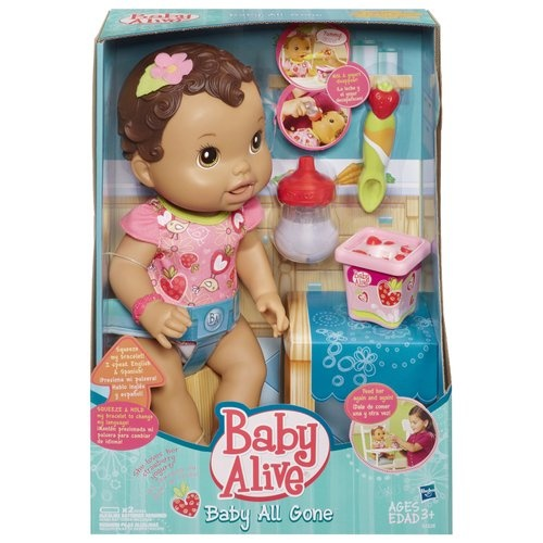 Baby Alive Baby All Gone Doll Baby Alive Pinterest