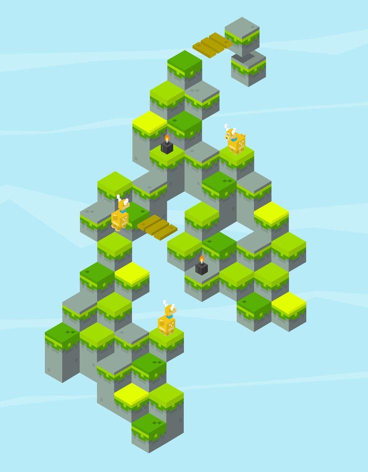 Isometric Game Design