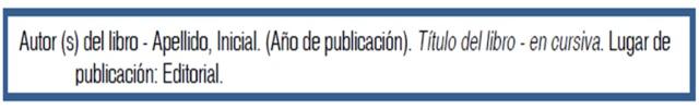 Aprende las Referencias Estilo APA- Referencias Bibliográficas APA
