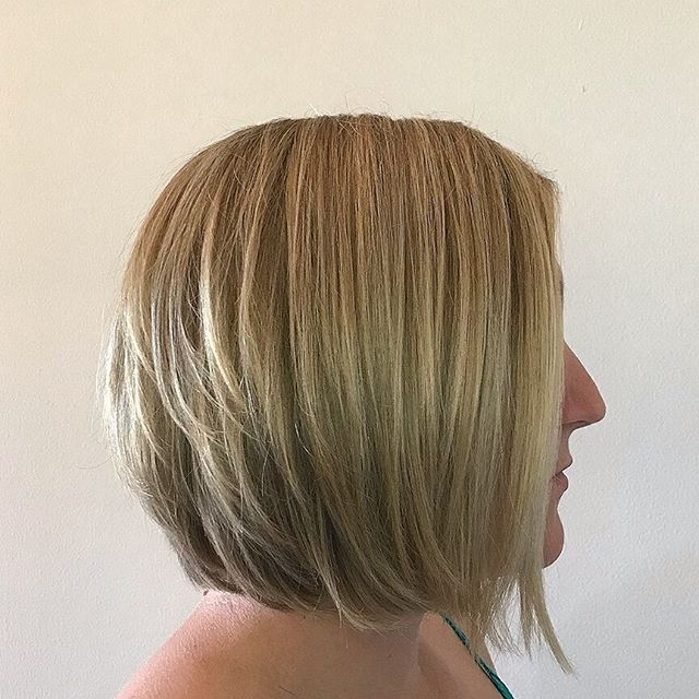 Absolutely in love with this warm rich blonde, the colour is perfectly showcased with the layers of this cut. Hair by Museo.    #hairbymuseo #museoperth #beautifulperth #perthhair