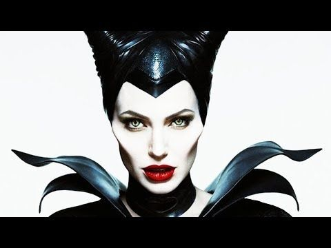 Disney's Maleficent - Angelina Jolie Official Makeup Tutorial ft. TheBalm Cosmetics - YouTube